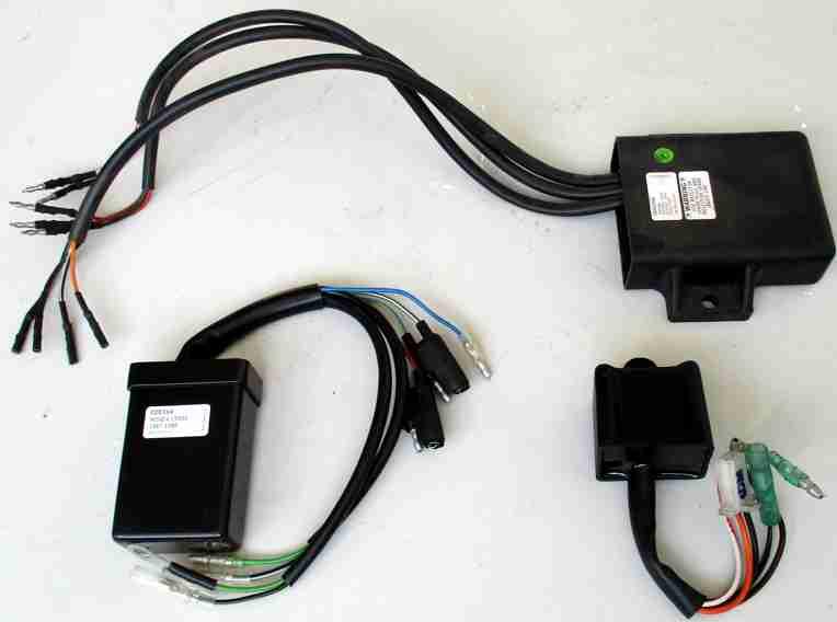 Steuerbox/CDI Einheit