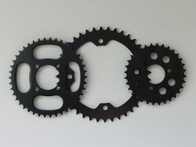 Rear Sprockets Steel