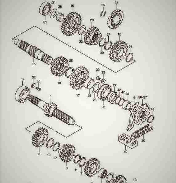 Geuine-Parts-Yamaha