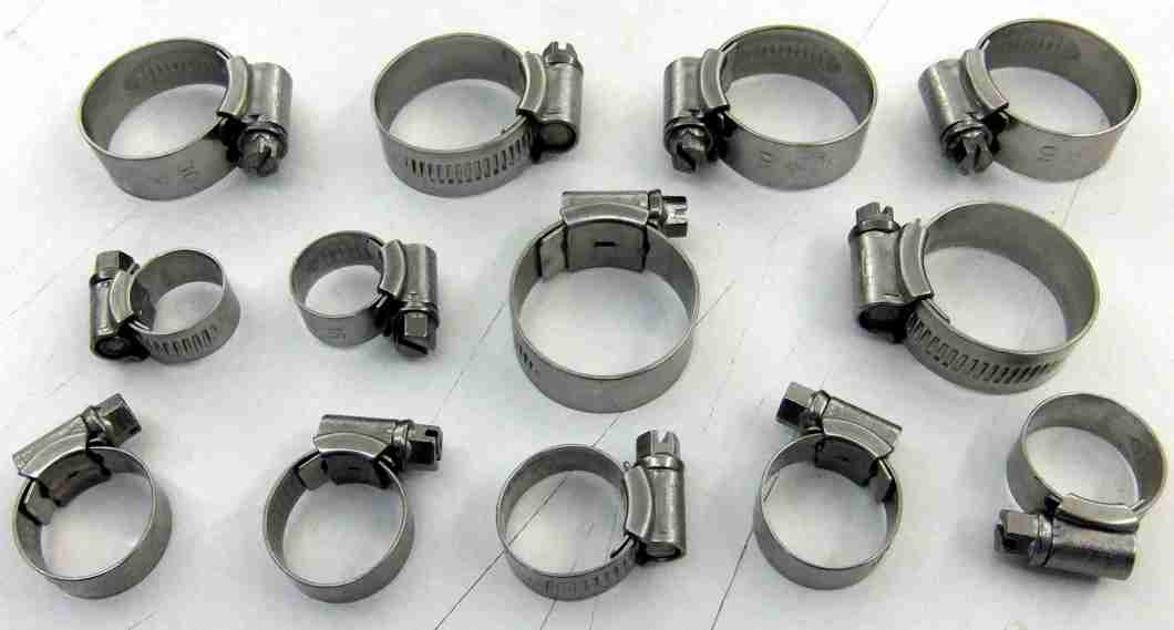 Clamps for Radiator hoses
