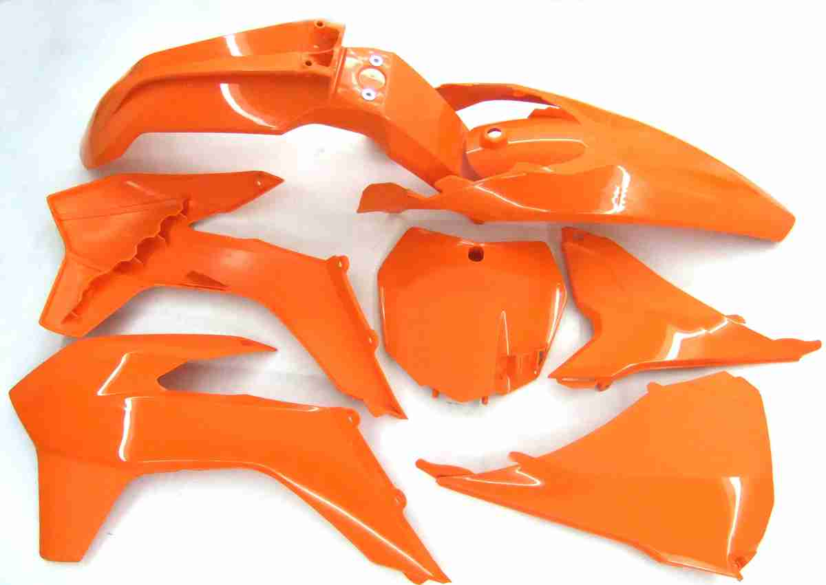 Plastics KTM
