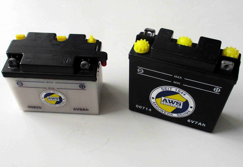 Batteries 6 Volt