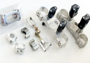 Front Fork Clamp/Parts