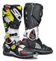 SIDI BOOTS CROSSFIRE 2 MOTO CROSS/ENDURO BLACK/FLUOR